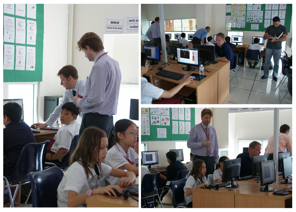 BANGKOK'S GIFTED AND TALENTED MEET AT BIST - Bromsgrove