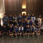 BIST students for Fobisia Primary Games 2017
