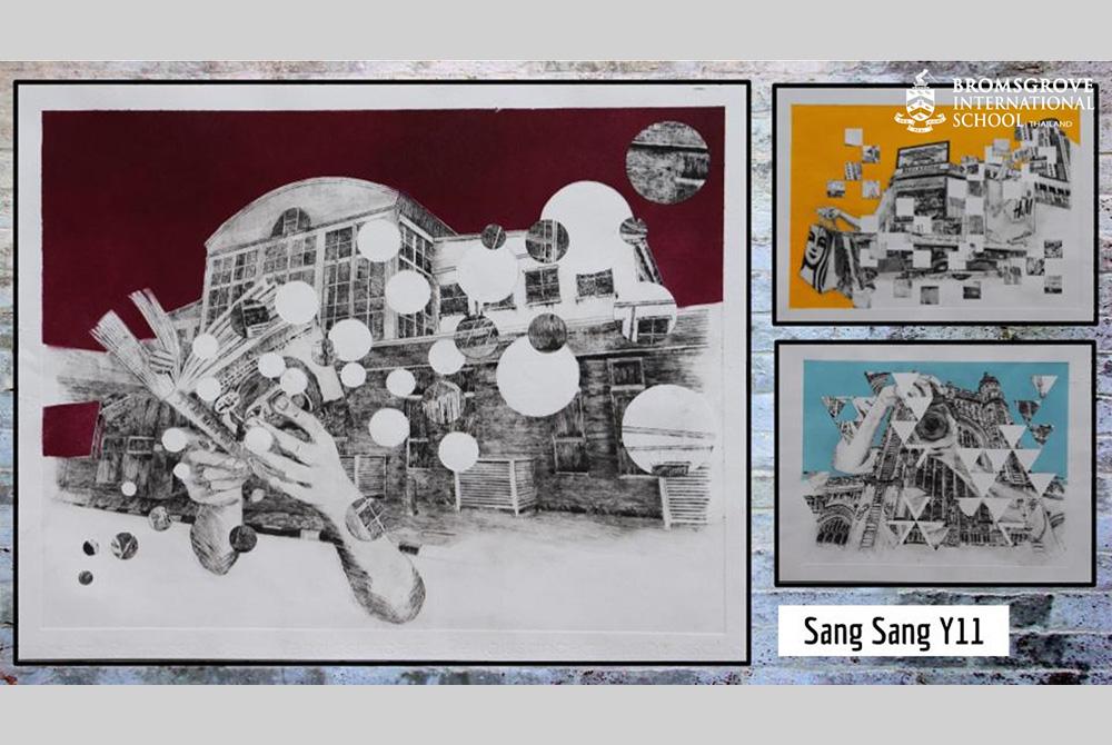 KS4 Art coursework
