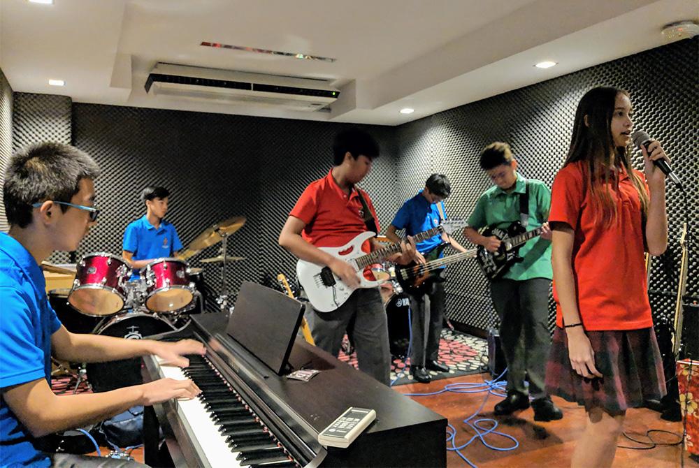 KS3 Class Band