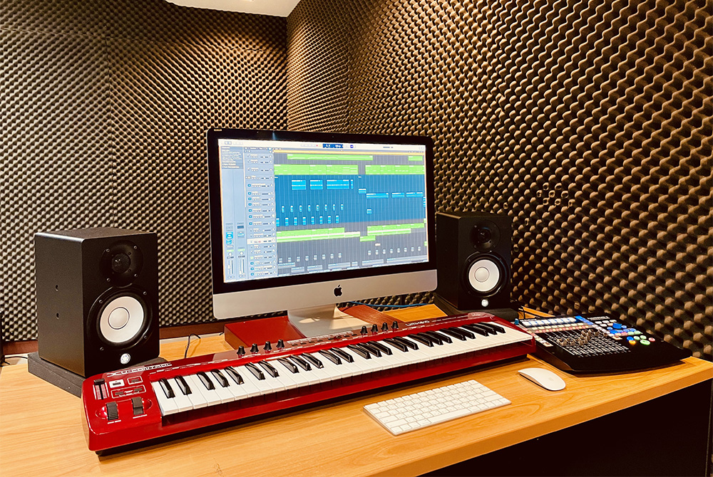 Music technology Suite